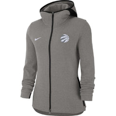 Raptors Nike Ladies Showtime Full Zip Hoody