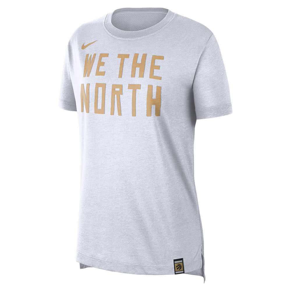Toronto Raptors Nike Ladies OVO City Edition 'We the North' S/S Tee