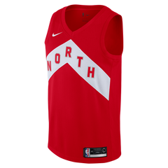 Toronto Raptors Nike Men's Swingman 2018 Earned Jersey