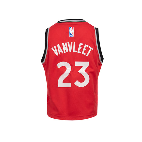 Raptors Nike Kids Icon Replica Jersey - VANVLEET