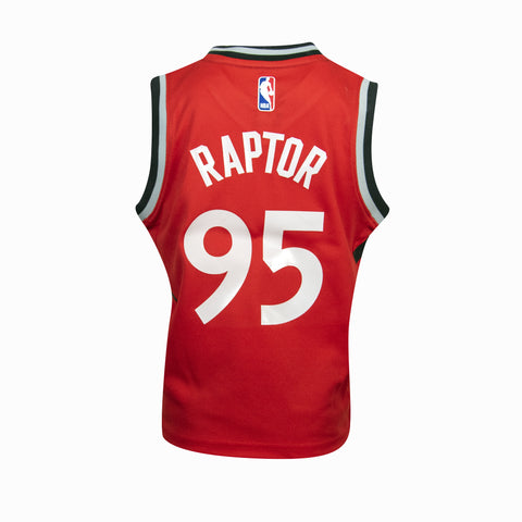 Raptors Nike Kids Icon Replica Jersey - RAPTOR