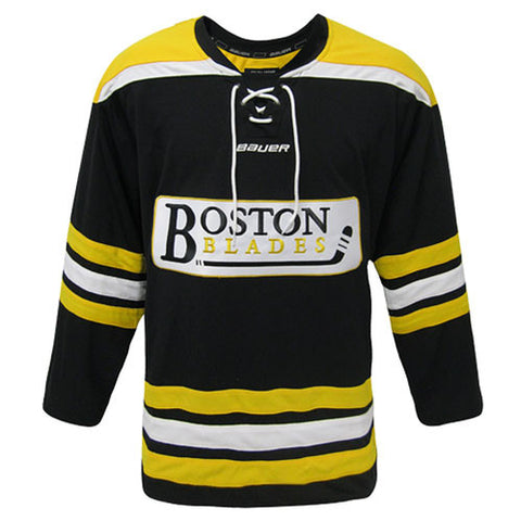 Boston Blades Bauer 900 Series Home Jersey