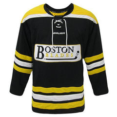 Boston Blades Bauer 900 Series Custom Home Jersey - shop.realsports