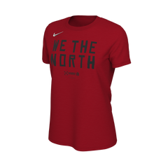 Raptors Nike Ladies 2019 Playoffs Tee