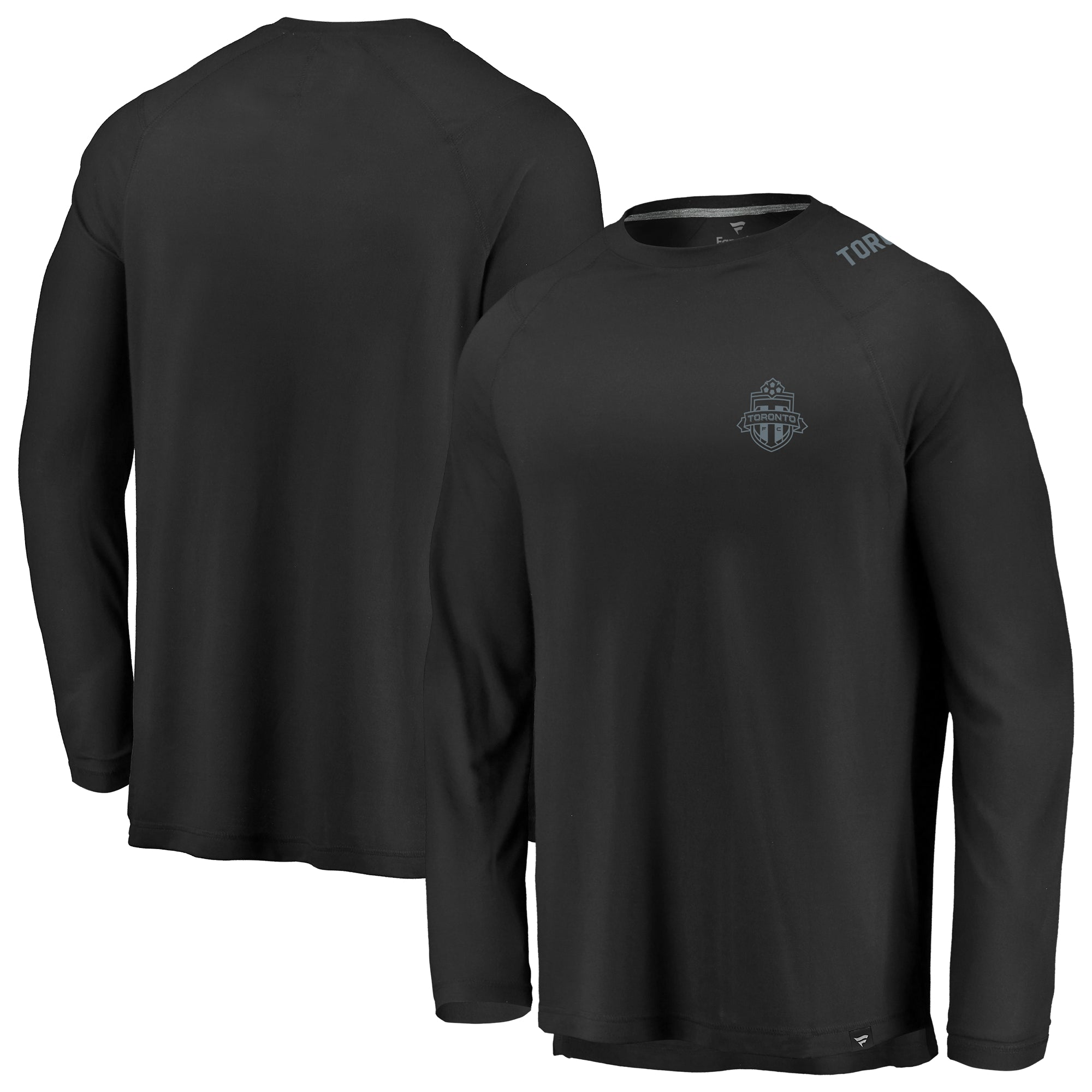 Toronto FC Fanatics Men's Versalux Superstar Effort Long Sleeve