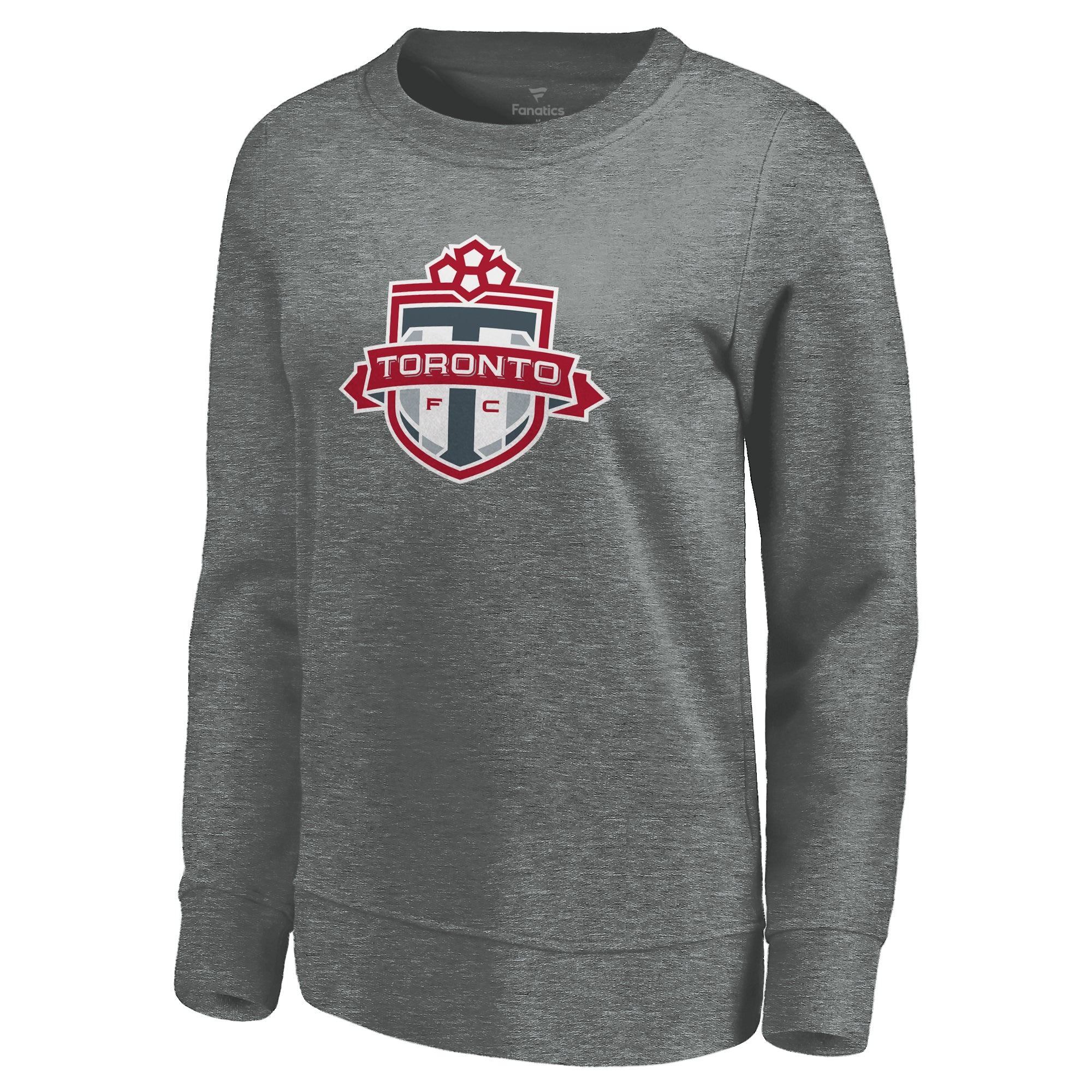 Toronto FC Fanatics Ladies Versalux Crew Sweater
