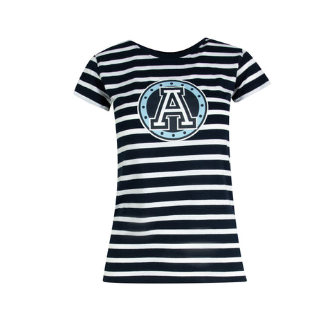 Argos Ladies Striped Tee