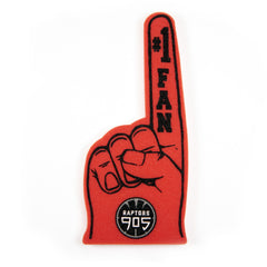 Raptors 905 Foam Finger