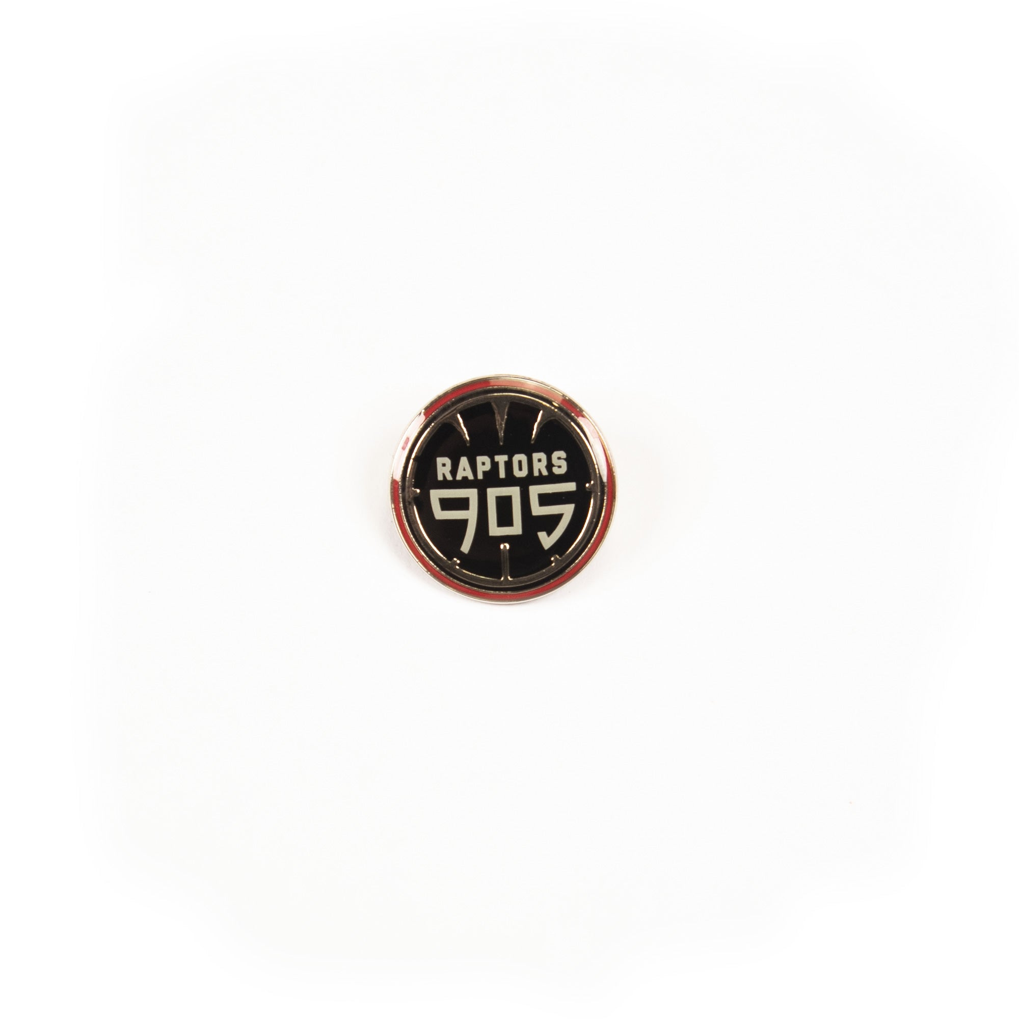 Raptors 905 Lapel Pin