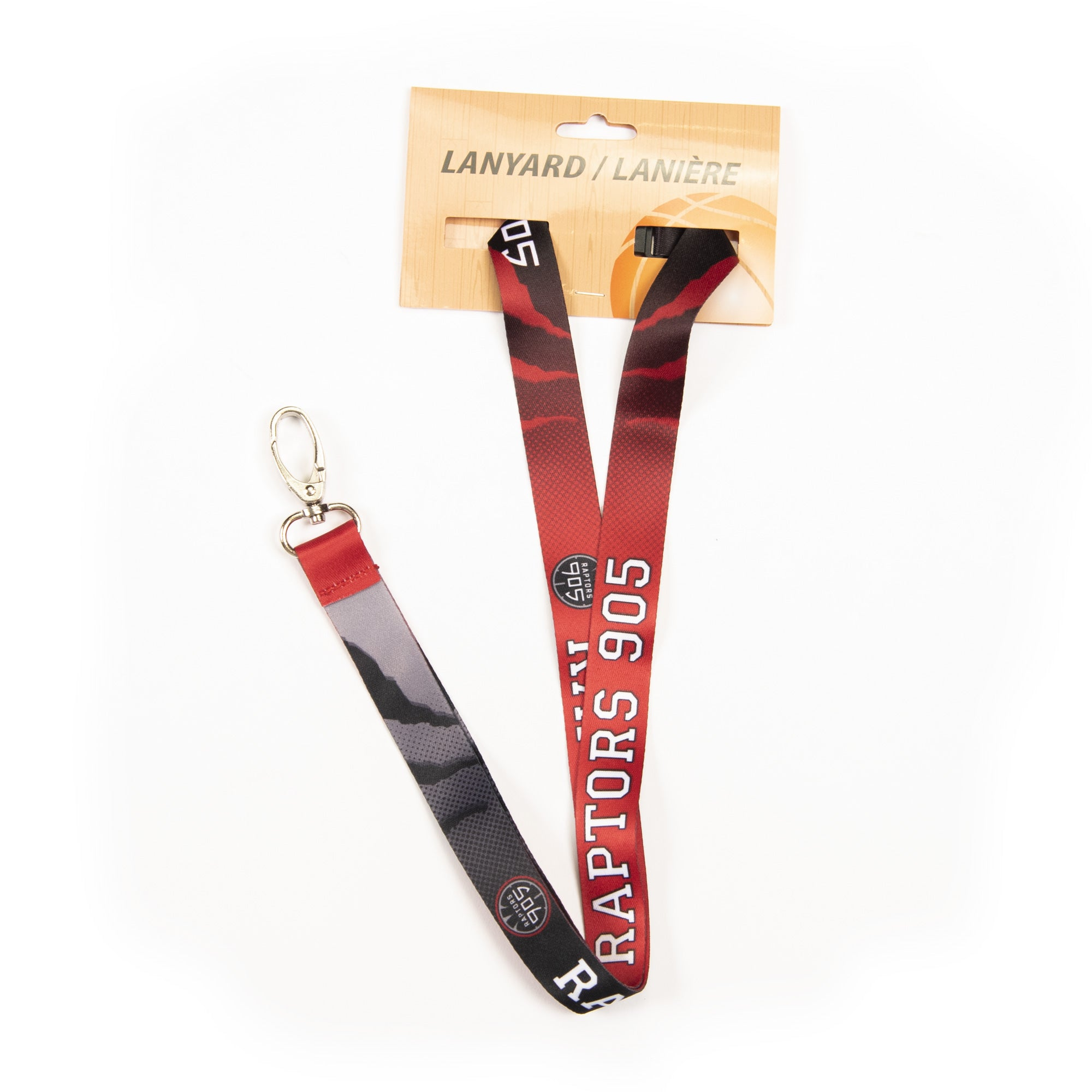 Raptors 905 Sublimated Lanyard