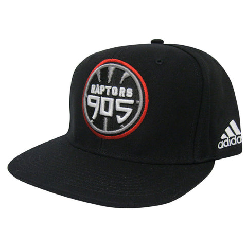 Toronto Raptors 905 D-League Adidas Men's Snapback - Black