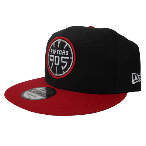Raptors 905 Men's Basic 950 Snapback Hat