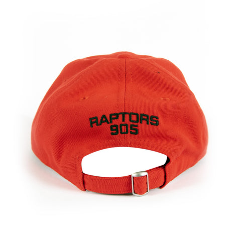 Raptors 905 Men's 920 Micro Logo Adjustable Hat