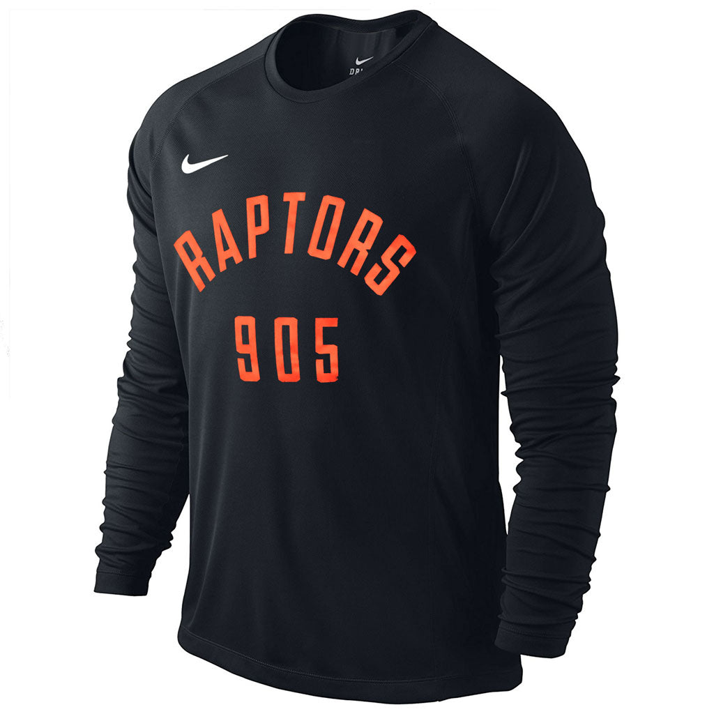 Raptors 905 Youth Dri-Fit Legend 2.0 Long Sleeve