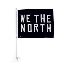 Raptors 'We The North' Car Flag