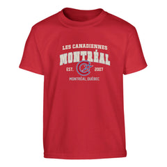 Montreal Les Canadiennes Men's Tee