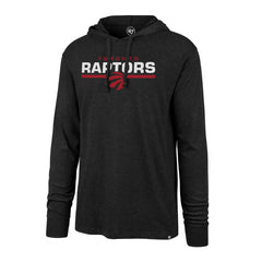 Raptors 47 Brand Men's End Line Club Hoody