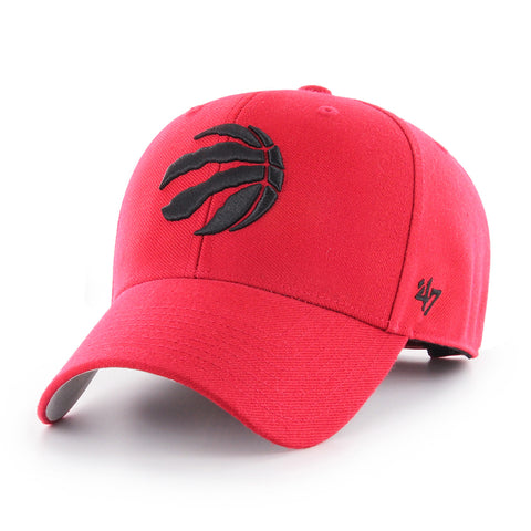 Raptors 47 Brand Men's Prim Logo MVP Structured Hat