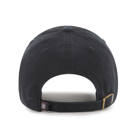Raptors 47 Brand Men's Black Out Slouch