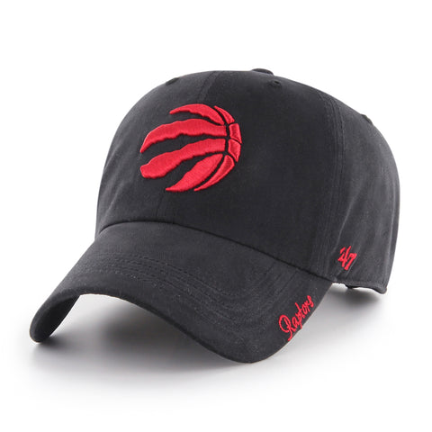 Raptors 47 Brand Ladies Miata Clean Up Slouch Hat