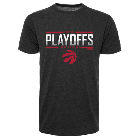 Raptors 47 Brand Men's 2019 Playoffs Tee