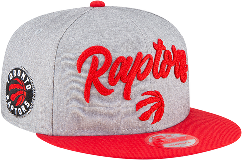 Raptors New Era Youth 2020 Draft Hat