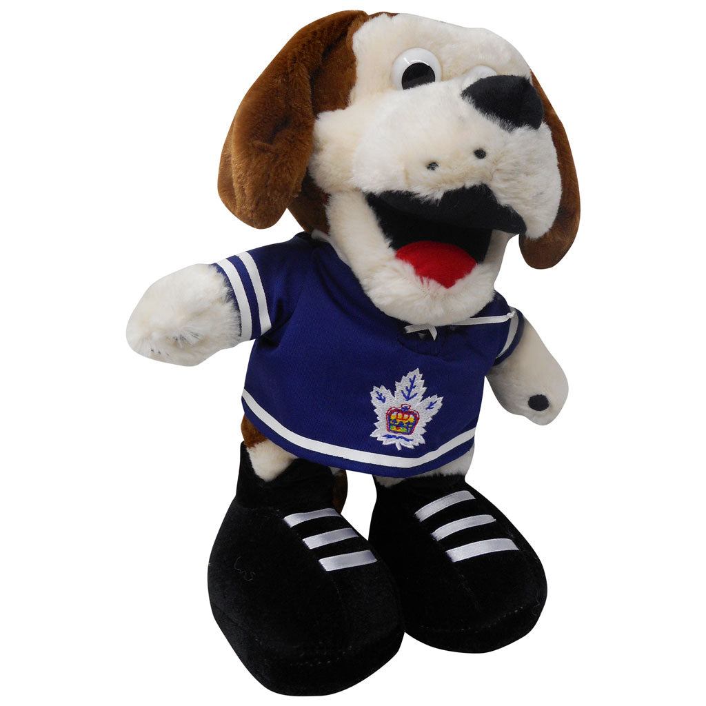 "Toronto Marlies 13"" Duke Mascot Plush"