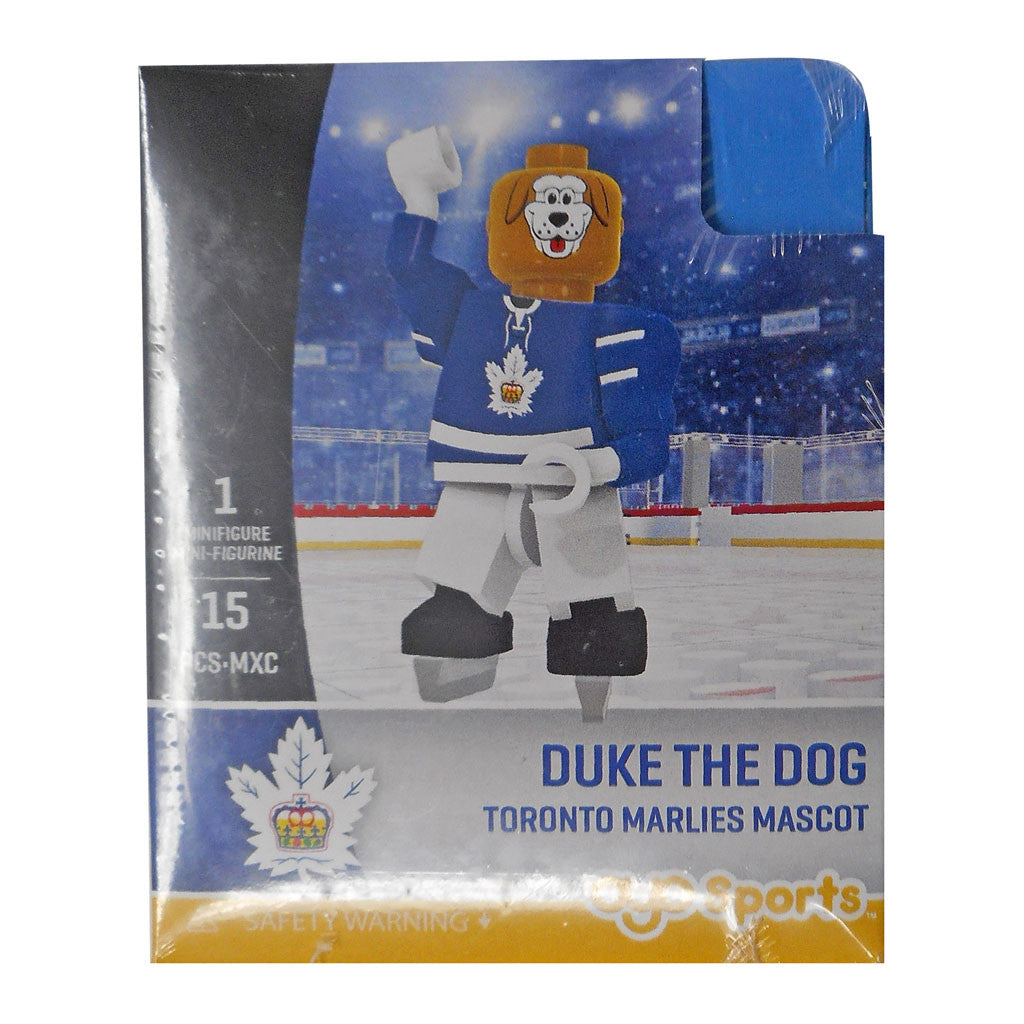 Toronto Marlies OYO Duke Mascot Player Figurine