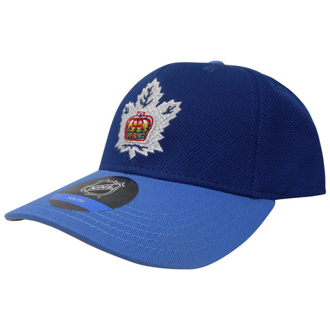 Toronto Marlies Youth Tech Structured Adjustable Hat