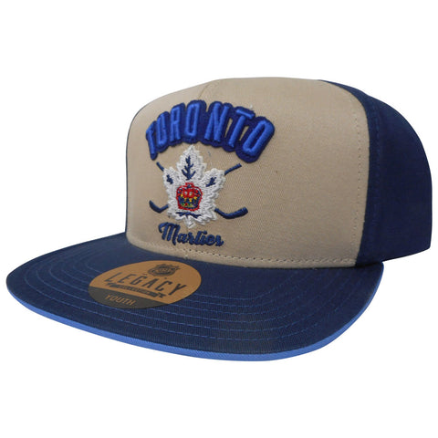 Toronto Marlies Youth Colourblock Snapback Hat