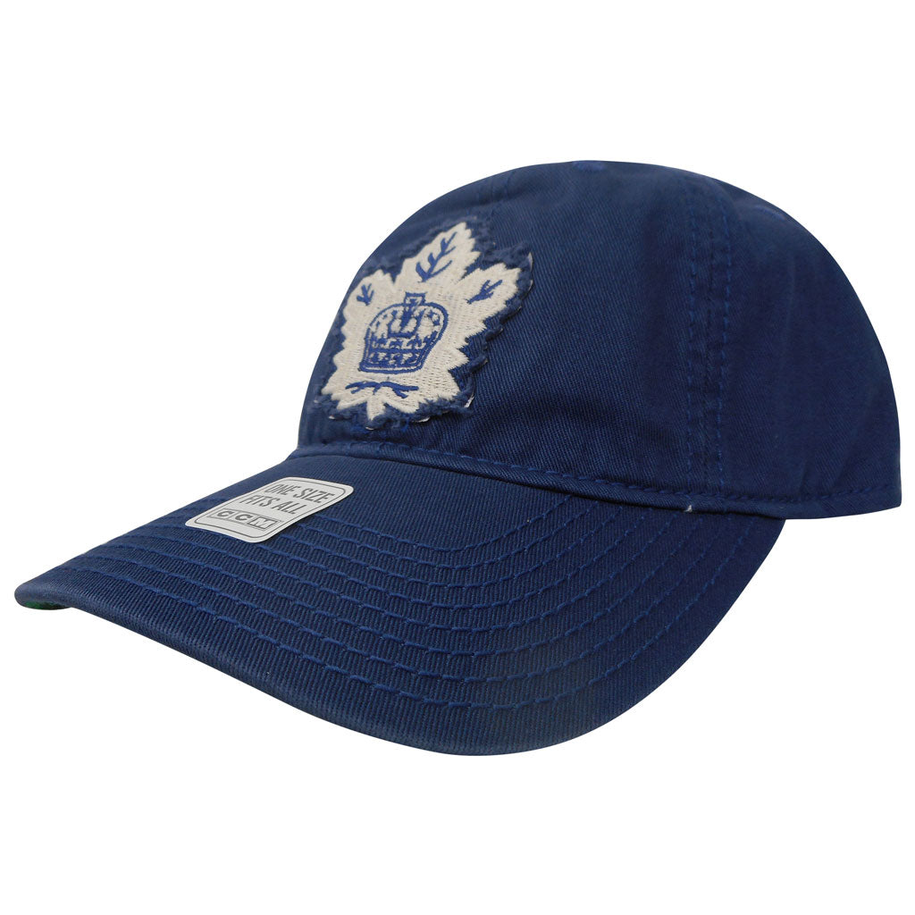 a3ade8f6c11 Toronto Marlies Adult Vintage Adjustable Slouch Hat – shop.realsports
