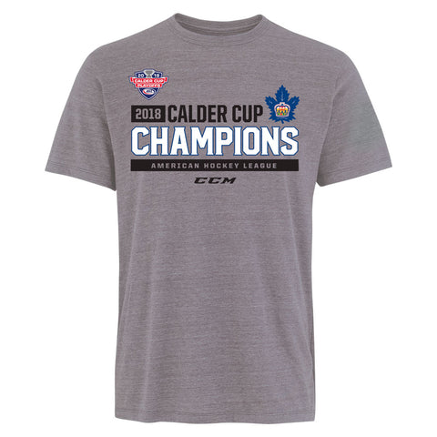 Marlies Men's 2018 Calder Cup Champion Tee