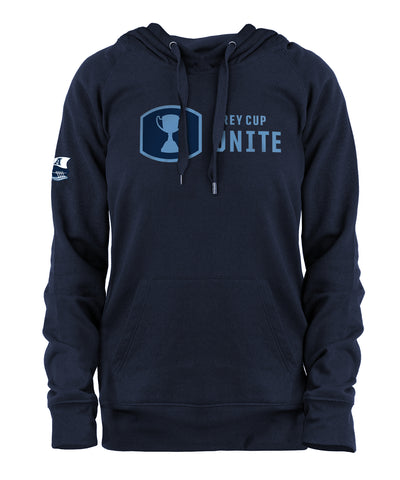 Argos New Era Ladies Grey Cup Unite Hoody