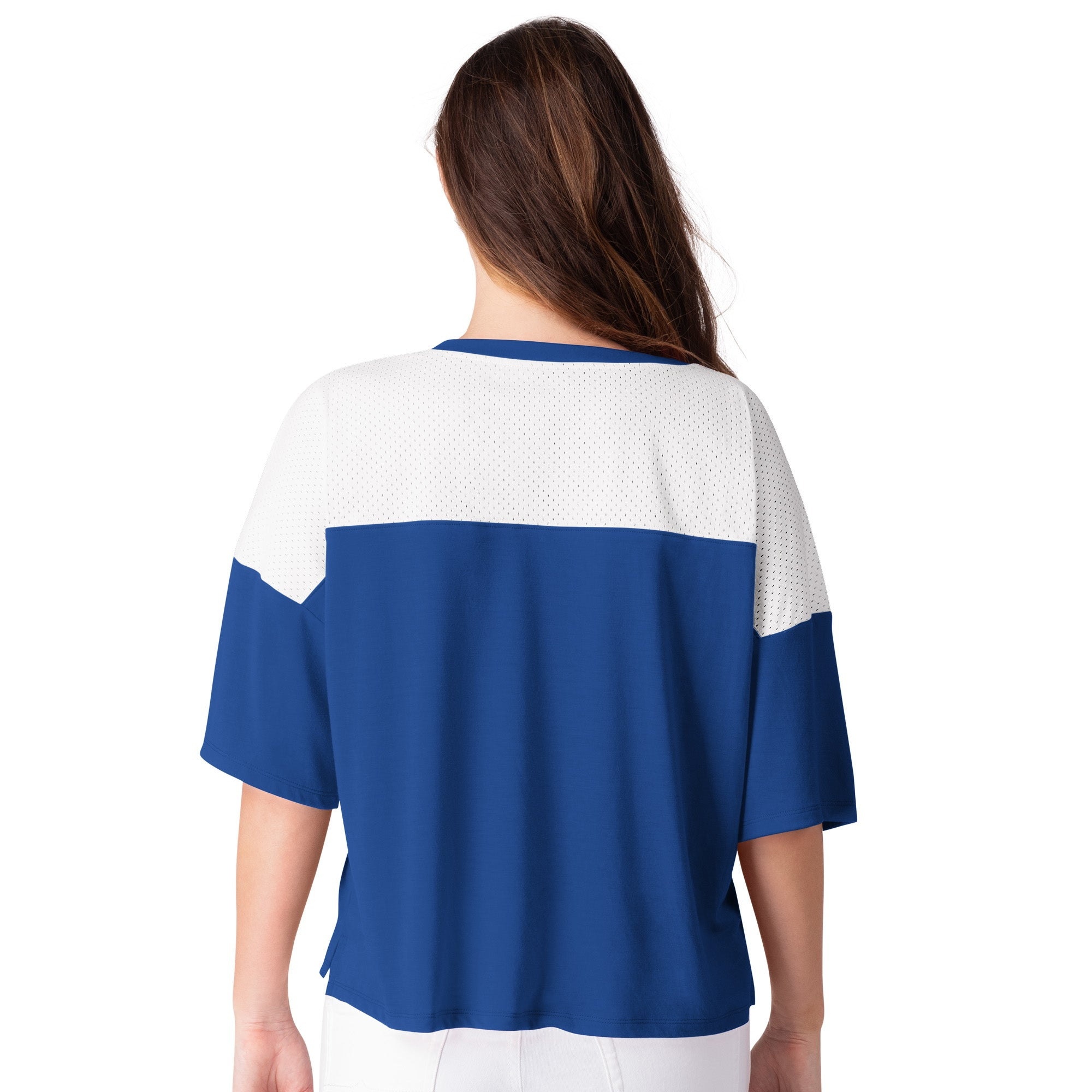 Maple Leafs GIII Ladies All World Tee