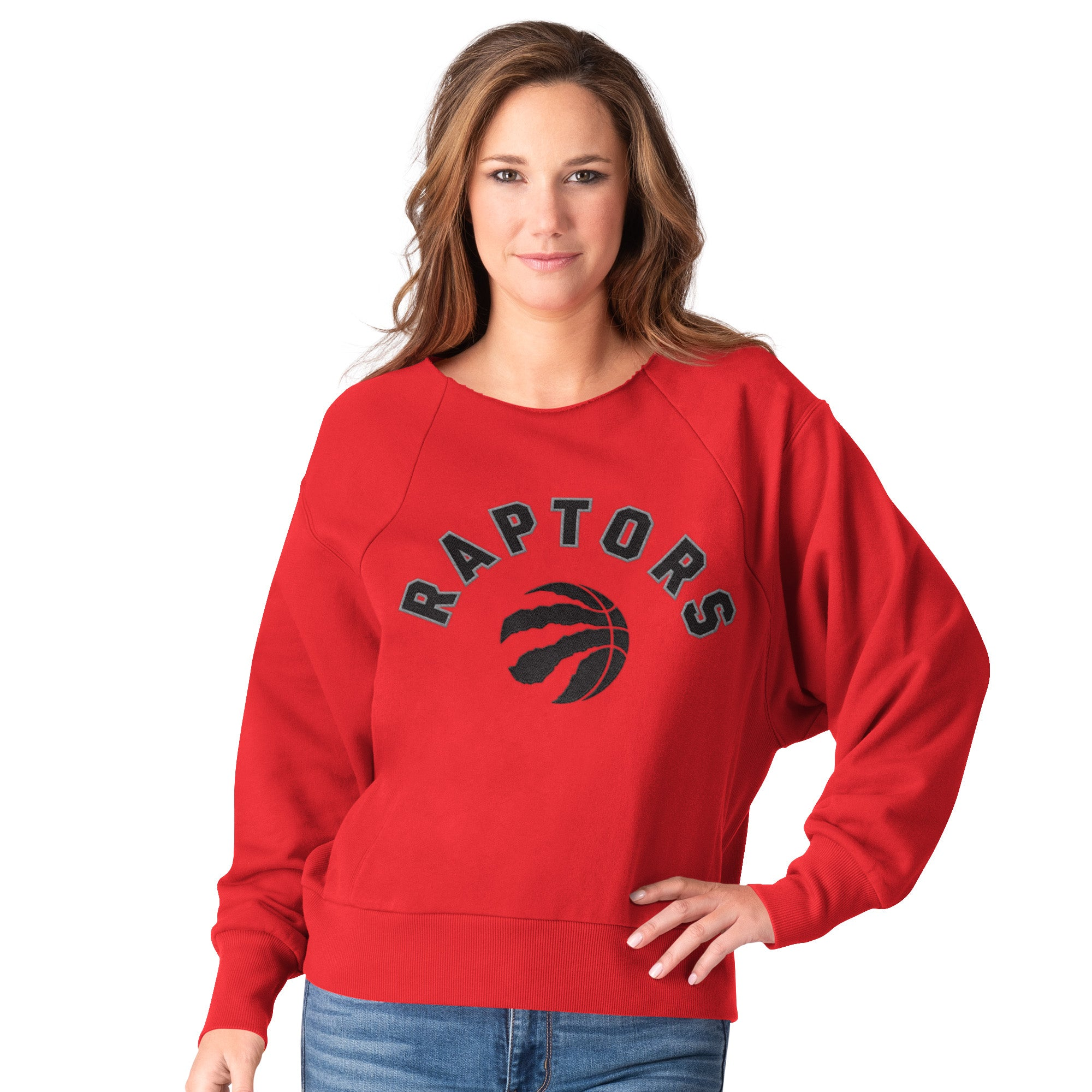 Raptors GIII Ladies Prime Time Crew