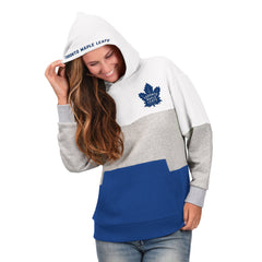 Maple Leafs GIII Ladies Free Agent Hoody