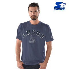 Argos Starter Men's Vintage Distressed Tee