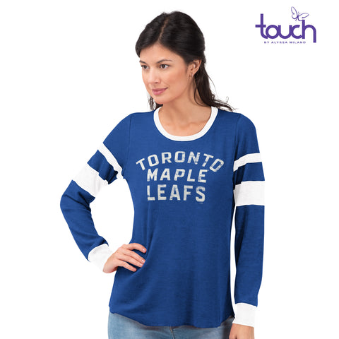 Maple Leafs Touch Ladies Stadium Thermal Longsleeve