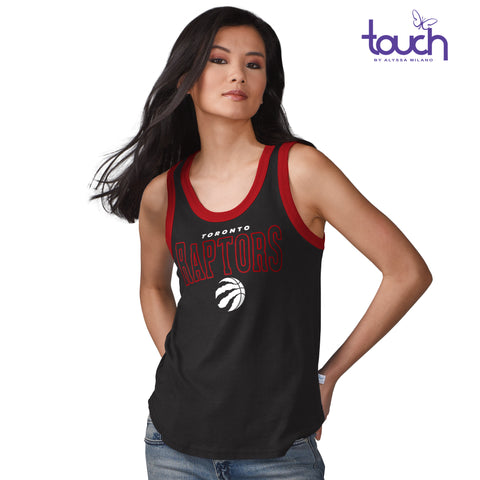 Toronto Raptors Ladies Varsity Tank Top