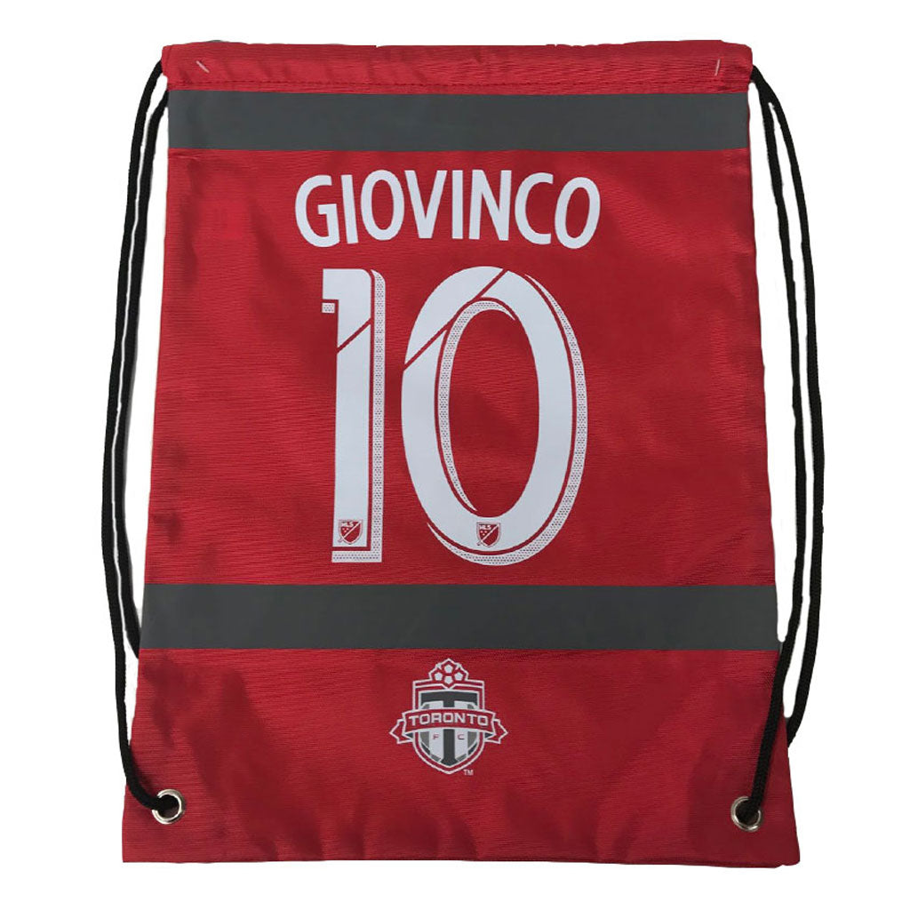 Toronto FC Giovinco Drawstring Bag