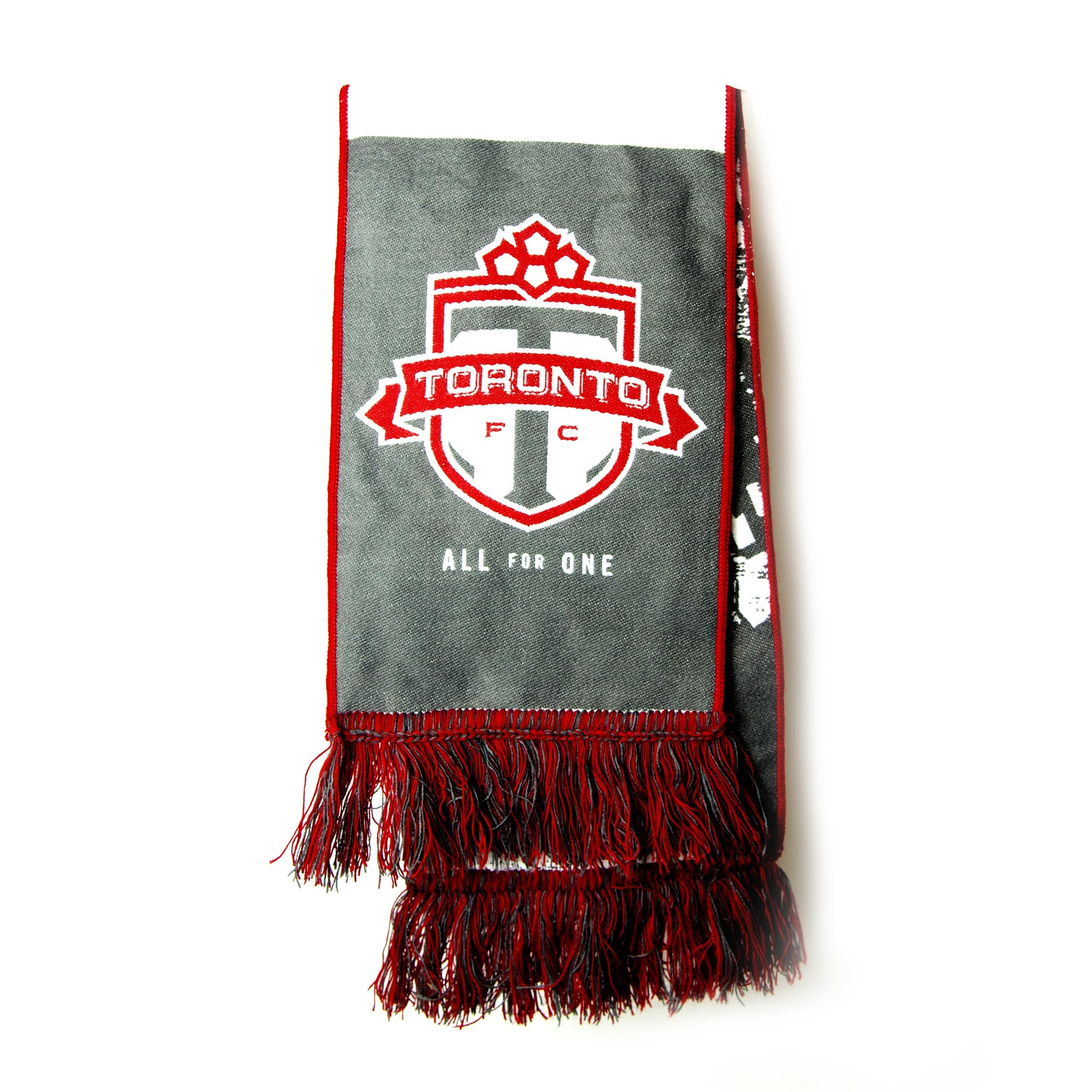 Toronto FC All For One Field Bar Scarf