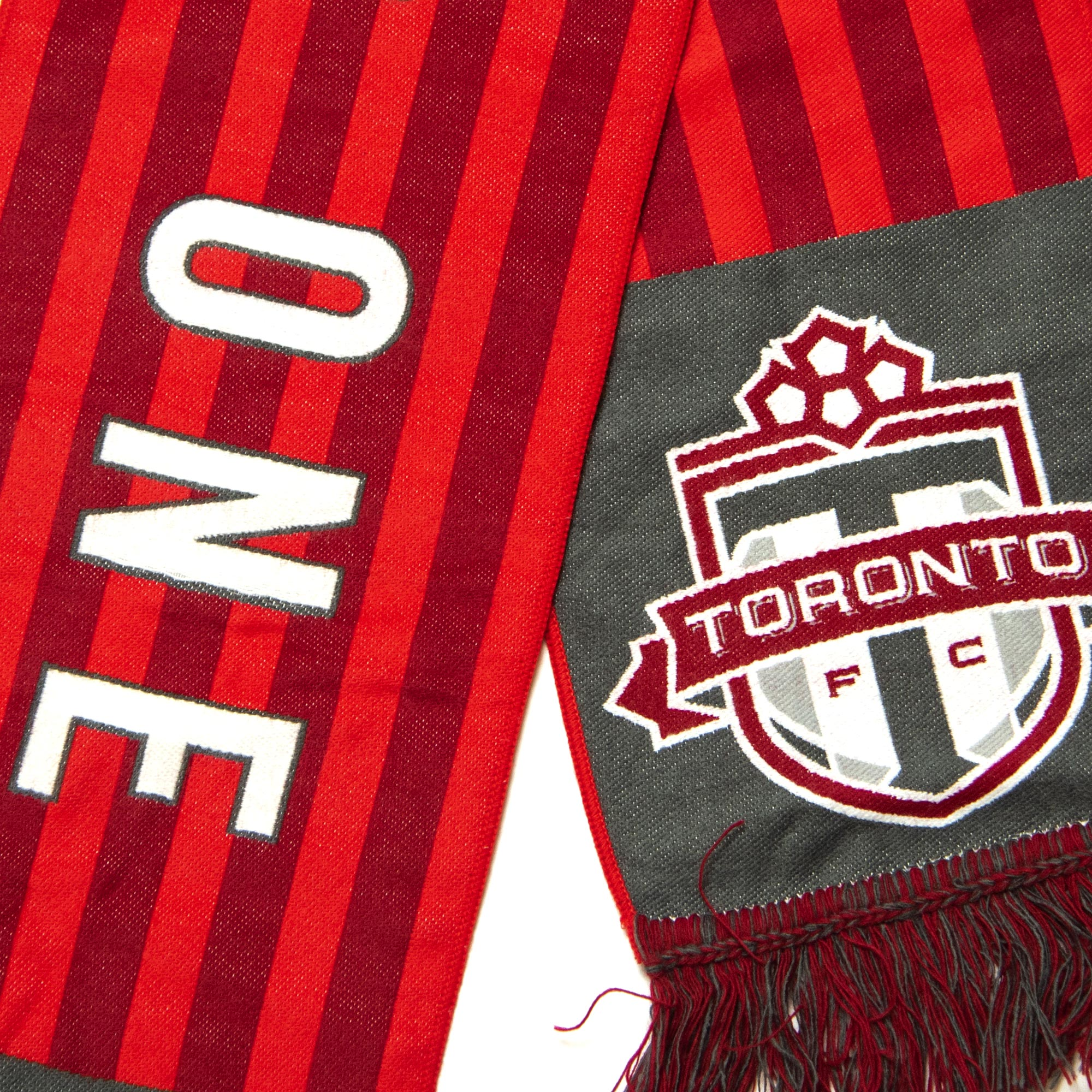Toronto FC All For One Kit Split Scarf