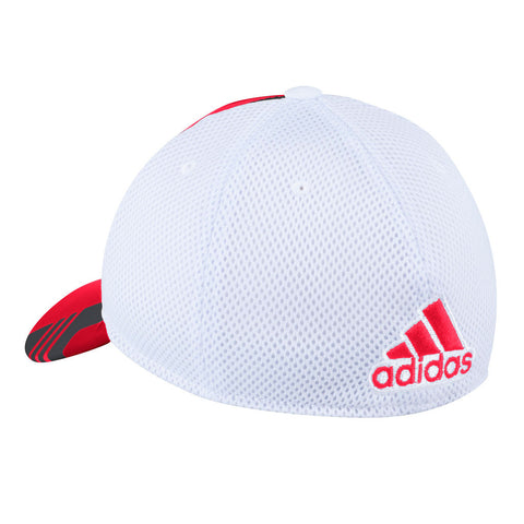 Toronto FC Adidas Men's Authentic Team Logo Structured Flex Hat