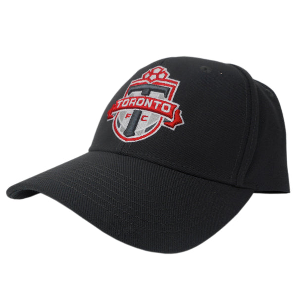 Toronto FC Men's Basic Structured Hat- Grey
