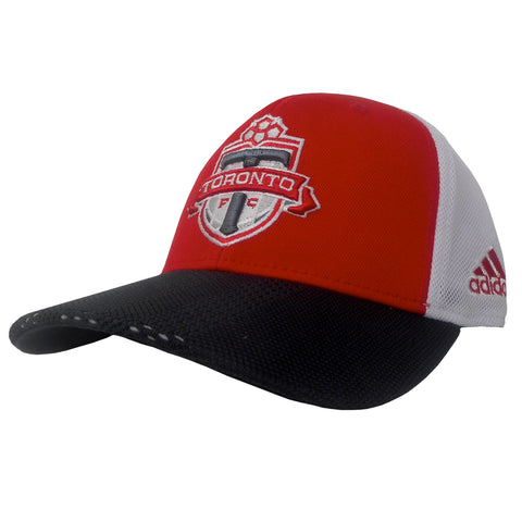 Toronto FC Youth Authentic Structured Adjustable Hat