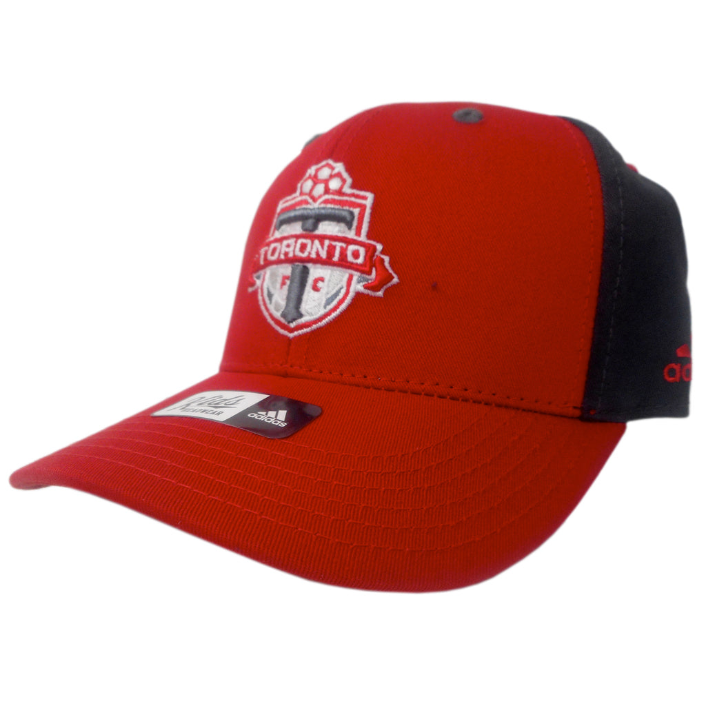 Toronto FC Child Colourblock Structured Adjustable Hat