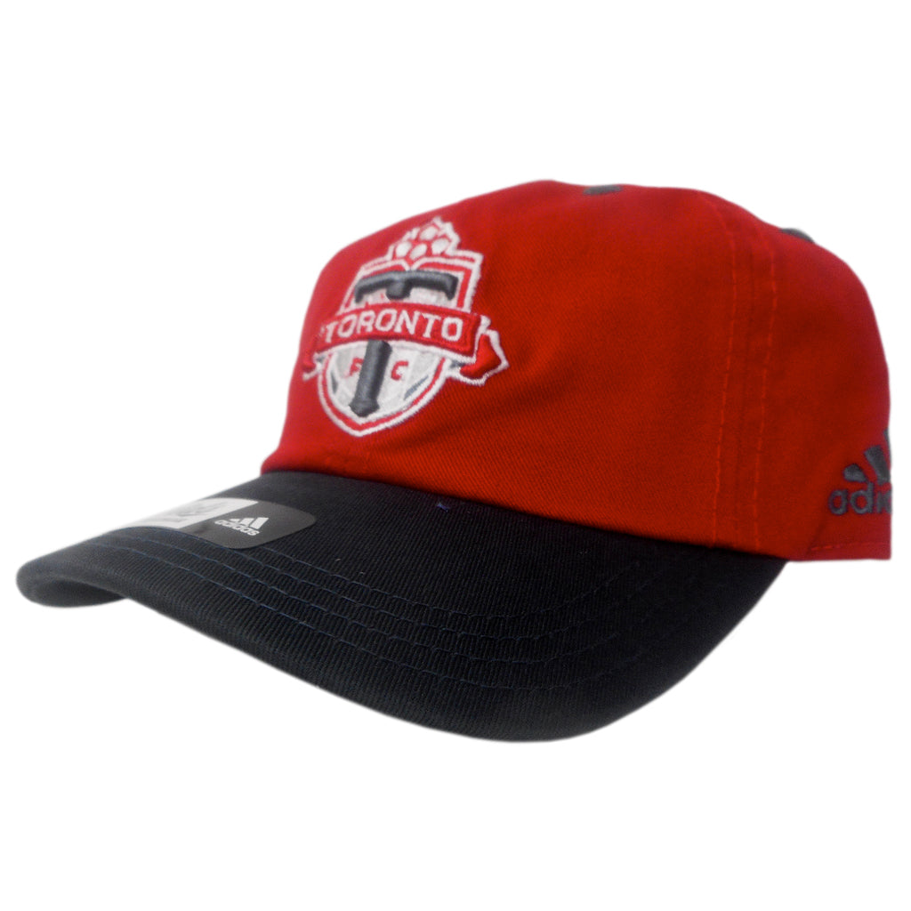 Toronto FC Toddler Colourblock Structured Adjustable Hat