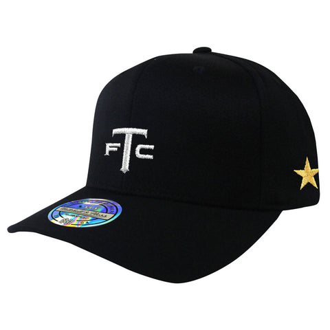 Toronto FC Adult Gold Lone Star Snapback Hat