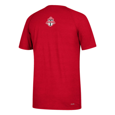 Toronto FC Adidas Men's Climalite Elements Tee