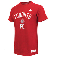 Toronto FC Men's Team History Tailored S/S Tee